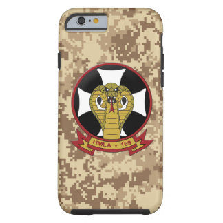 "HMLA-169 ""Vipers"" Marine Camo Tough iPhone 6 Case"