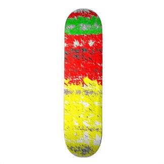 Hmm strange art skate decks
