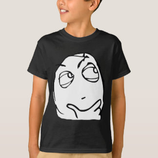 Hmmm Internet Meme T-Shirt