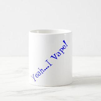 Hmmmm. Coffee with your morning vape! Coffee Mug