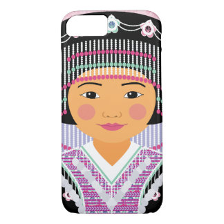 Hmong Girl Matryoshka Case