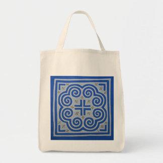 Hmong Pattern 2 Tote Bag