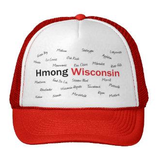 Hmong Wisconsin Trucker Hat