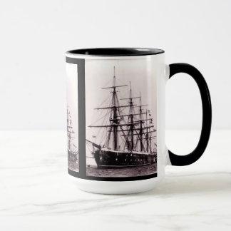 HMS Agincourt 1865 Mug