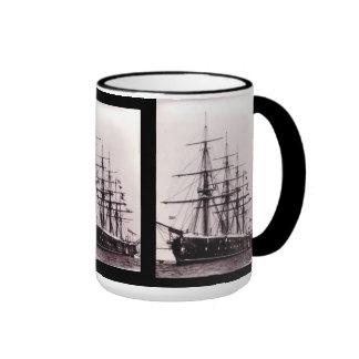 HMS Agincourt 1865 Coffee Mug