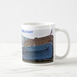 HMS Belfast Mug