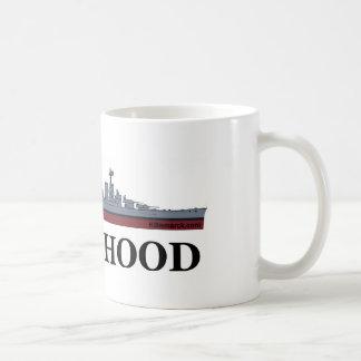 HMS Hood Coffee Mug
