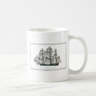 HMS Surprise 1796 Coffee Mug