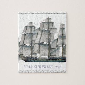 HMS Surprise 1796 Jigsaw Puzzle