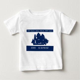 hms surprise, tony fernandes baby T-Shirt