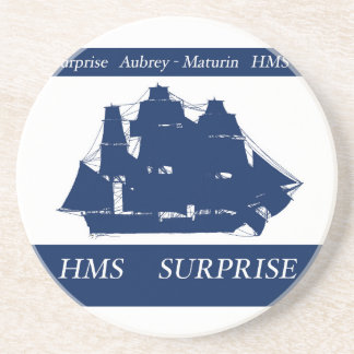hms surprise, tony fernandes coasters