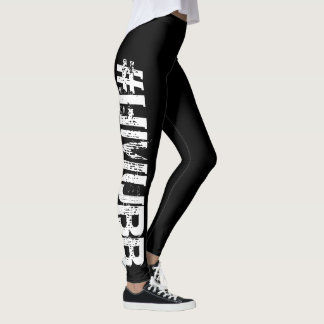 HMUBB Black Leggins Leggings