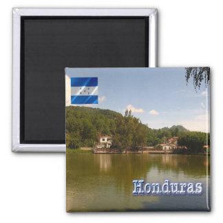 HN - Honduras -  Santa Lucia Magnet