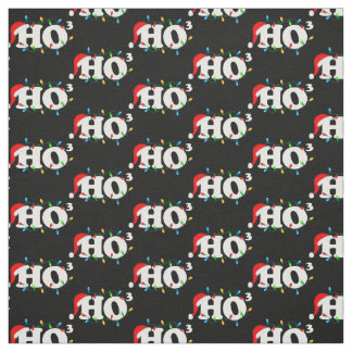HO3 Christmas Fabric