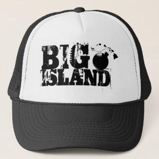Ho Brah!...,Big Island Bomb (Trucker Hat) Trucker Hat