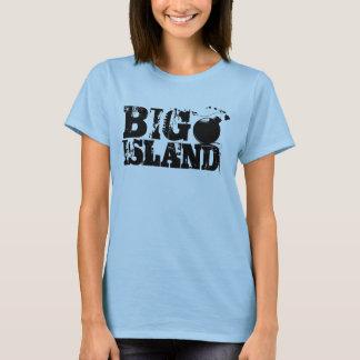 Ho Brah!...,Big Island Bomb (Womens Shirts) T-Shirt