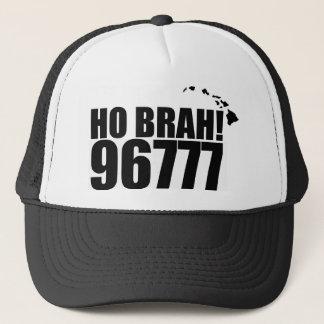 Ho Brah!...,Hawaii Zip Code Hat 96777 Pahala