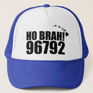 Ho Brah!...,Hawaii Zip Code Hat 96792 Waianae