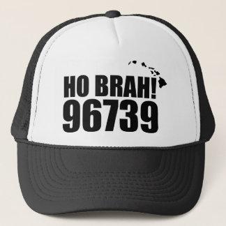 Ho Brah!...,Hawaii Zip Code Hats 96739 Keauhou