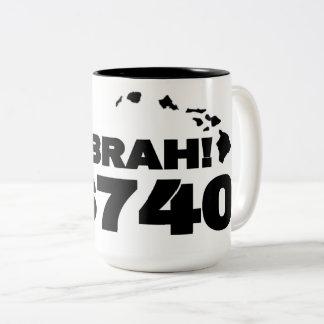 Ho Brah!..,Kailua Kona Coffee Mug