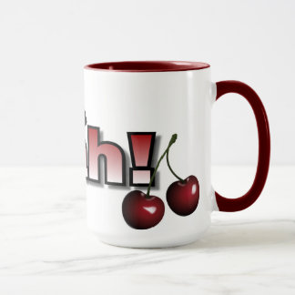 Ho Brah!..,Stay Che-ray Coffee Cup 1