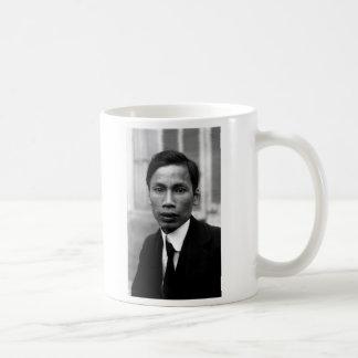 Ho Chi Minh Nguyen Ai Quoc Portrait 1921 Coffee Mug