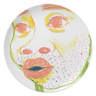 ho ゙ hi ゙ - party plates