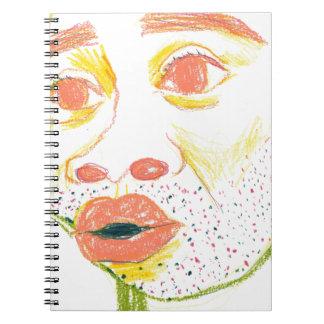 ho ゙ hi ゙ - spiral notebooks