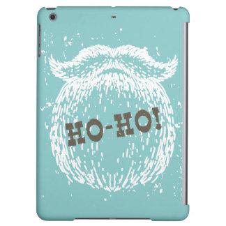 Ho-Ho Christmas Holiday Santa Noel Case For iPad Air