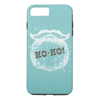 Ho-Ho Christmas Holiday Santa Noel iPhone 7 Plus Case