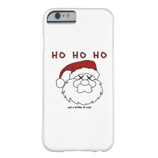 HO HO HO and a bottle of rum! Barely There iPhone 6 Case