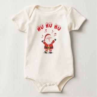 Ho Ho Ho Baby Bodysuit