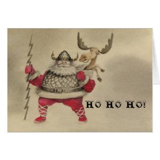HO HO HO! CARD