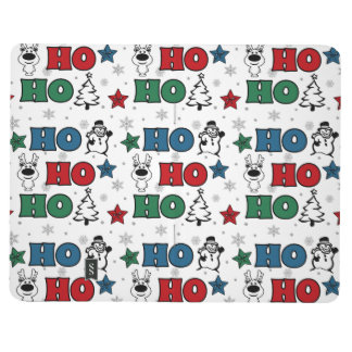 Ho-Ho-Ho Christmas design Journal