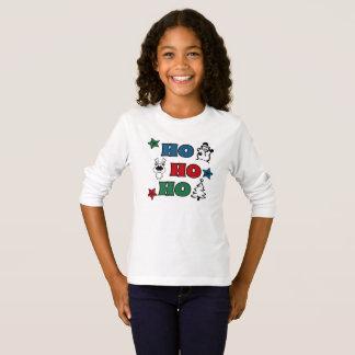 Ho-Ho-Ho Christmas design T-Shirt