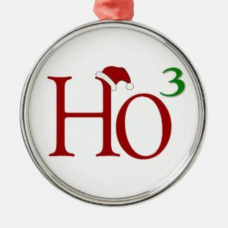 Ho Ho Ho Christmas Ornament