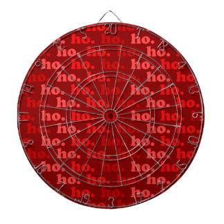 ho. ho. ho. dartboard