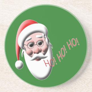 Ho ! Ho ! Ho ! Dessous de verre de Noël du père