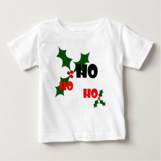 Ho Ho Ho Holly & Berries Kid's Shirt