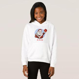 Ho Ho Ho  Hoody Sweatshirt