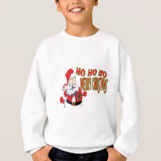 ho ho ho merry christmans sweatshirt