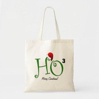 Ho Ho Ho!  Merry Christmas Tote Bag