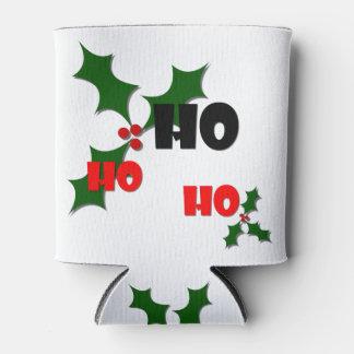 Ho Ho Ho MistleToe Can Cooler