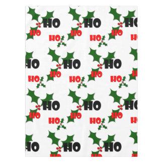 Ho Ho Ho Mistletoe Tablecloth