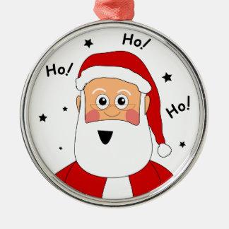 Ho ! Ho ! Ho ! Ornement d'arbre de Père Noël