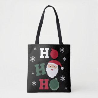 Ho Ho Ho Santa Claus Tote Bag
