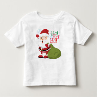 Ho-Ho-Ho Santa Toddlers shirt