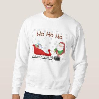 Ho Ho Ho Santas Sleigh  Sweatshirt
