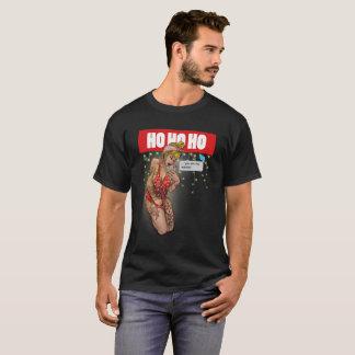 Ho Ho Ho – Sexy Christmas Wishlist T-Shirt