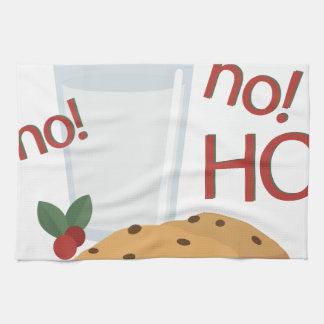 Ho Ho Ho Snack Hand Towels